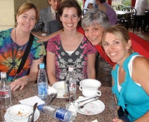 Luncheon ladies