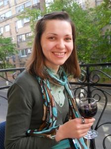 Mariana at Balcony Cafe