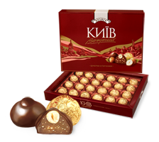 Roshen chocolates